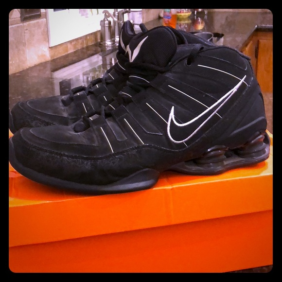 Nike Shox Flight Basketball Shoes Size